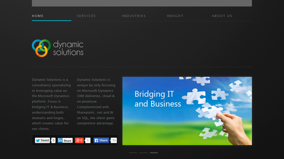 Dynamic Solutions Front